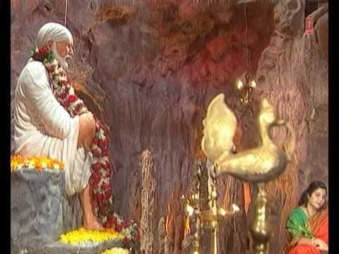 Sai Amritwani Full Video Song By Anuradha Paudwal   Shirdi