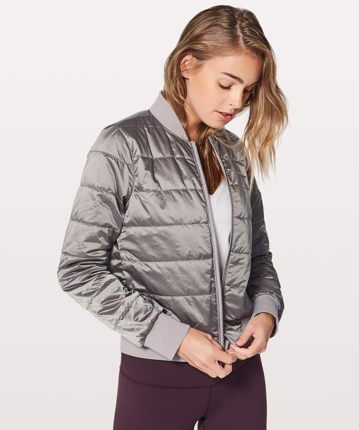 876e4ebfd10 Lululemon Non-Stop Bomber *Reversible Online Only   Products ...
