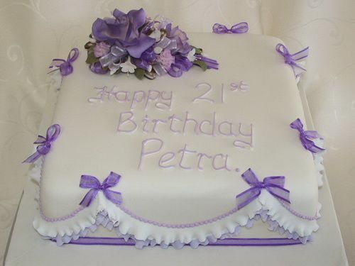 cakes 21st birthday cakes cake designs for birthday square cakes cake ...