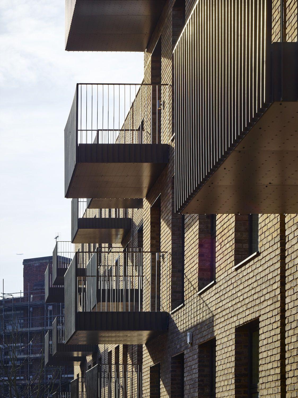 Balcony Design London: 160224 AHMM Grand Union 212