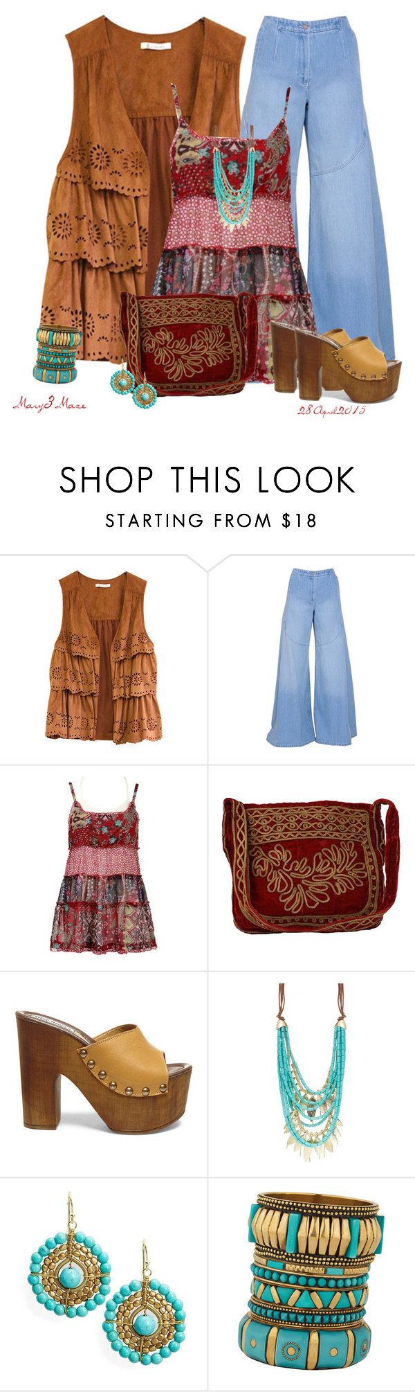 """""""Untitled #365"""" by octobermaze ❤ liked on Polyvore featuring Kenzo, HOBO, Steve Madden, KH Studio, Panacea and ALDO"""