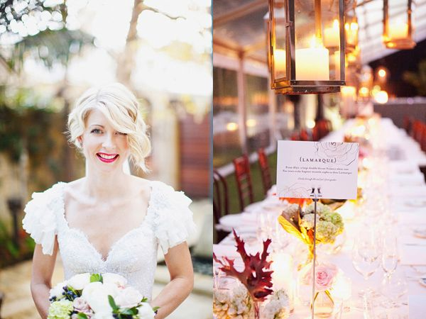Chic Western Australian Wedding