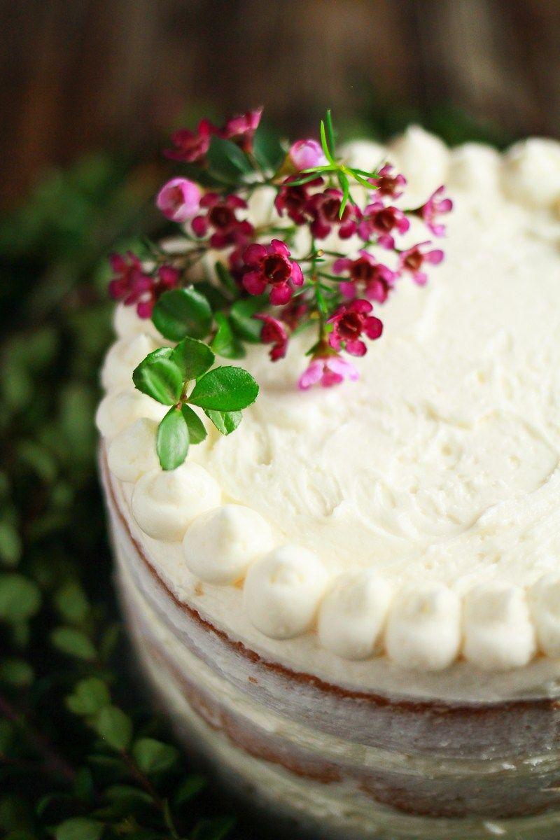 A Royal Lemon Elderflower Cake Easy Recipes