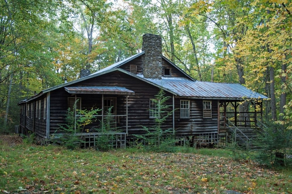 Top 4 Strangest Abandoned Places To Visit In Great Smoky Mountains National Park Smoky Mountain National Park Great Smoky Mountains National Park Smoky Mountains