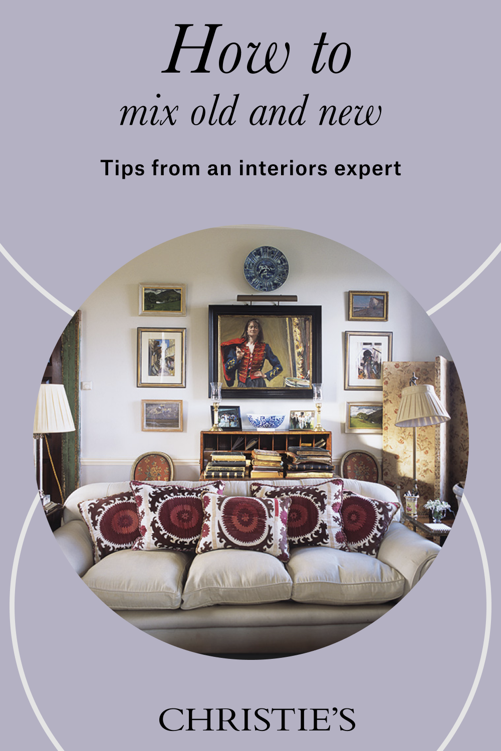 Interiors: How to mix old and new | Christie's