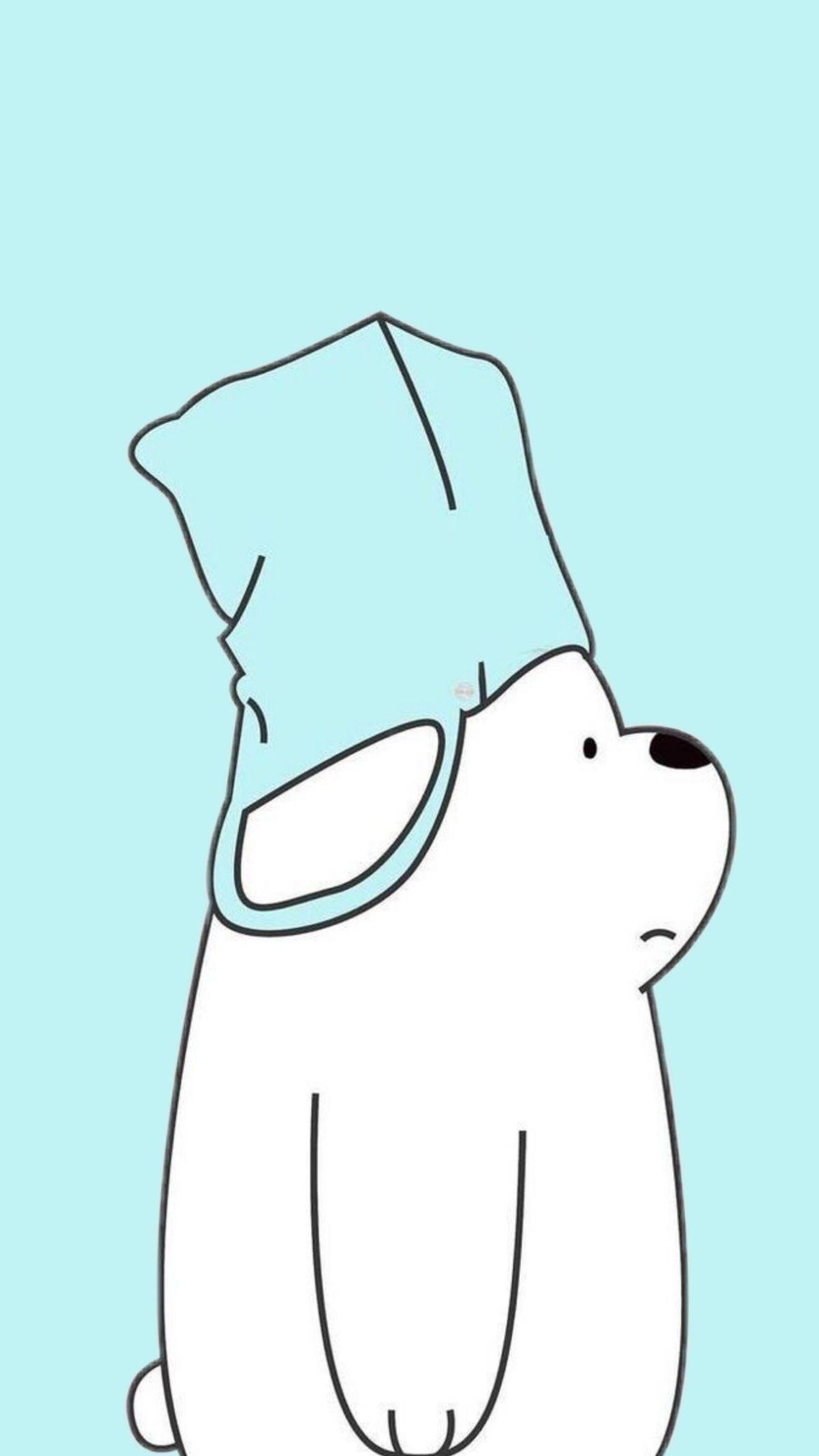 Ecological Bag We Bare Bears Wallpapers Bear Wallpaper Ice Bear We Bare Bears