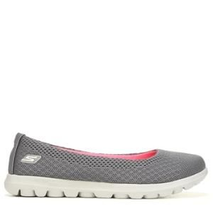 Skechers Women's On The GO Ritz Slip On Shoes (Char/Pnk) - 5.5 M from Famous Footwear at SHOP.COM