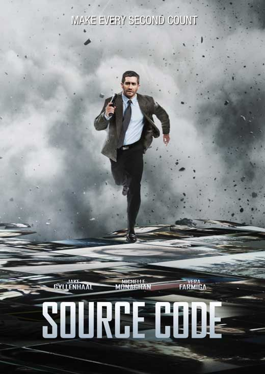 Source Code Movie Poster Movie Posters For Sale