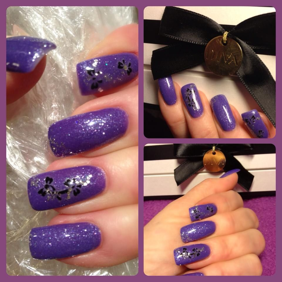 Nails by patricia carr from www.nageldesign-galerie.de