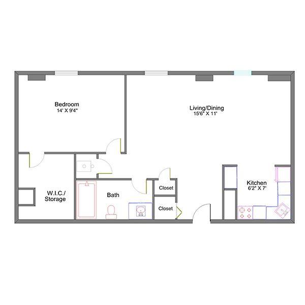 Apartment Ground Plan A Raisin In The Sun Google Search