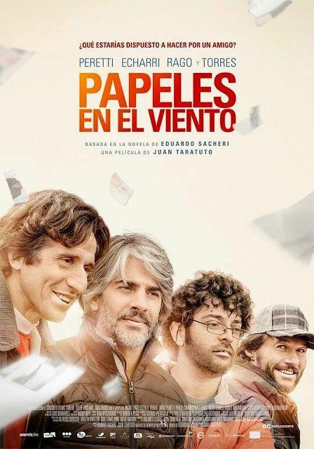 LIMA VAGA: 'Papeles en el Viento' con Diego Torres en cines d...