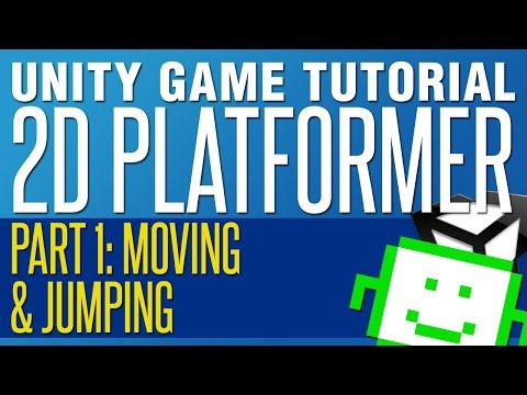 Unity 2D Platformer Tutorial - Learn The Basics Of Making A Game