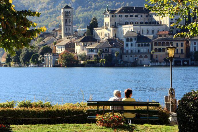 Lake Orta