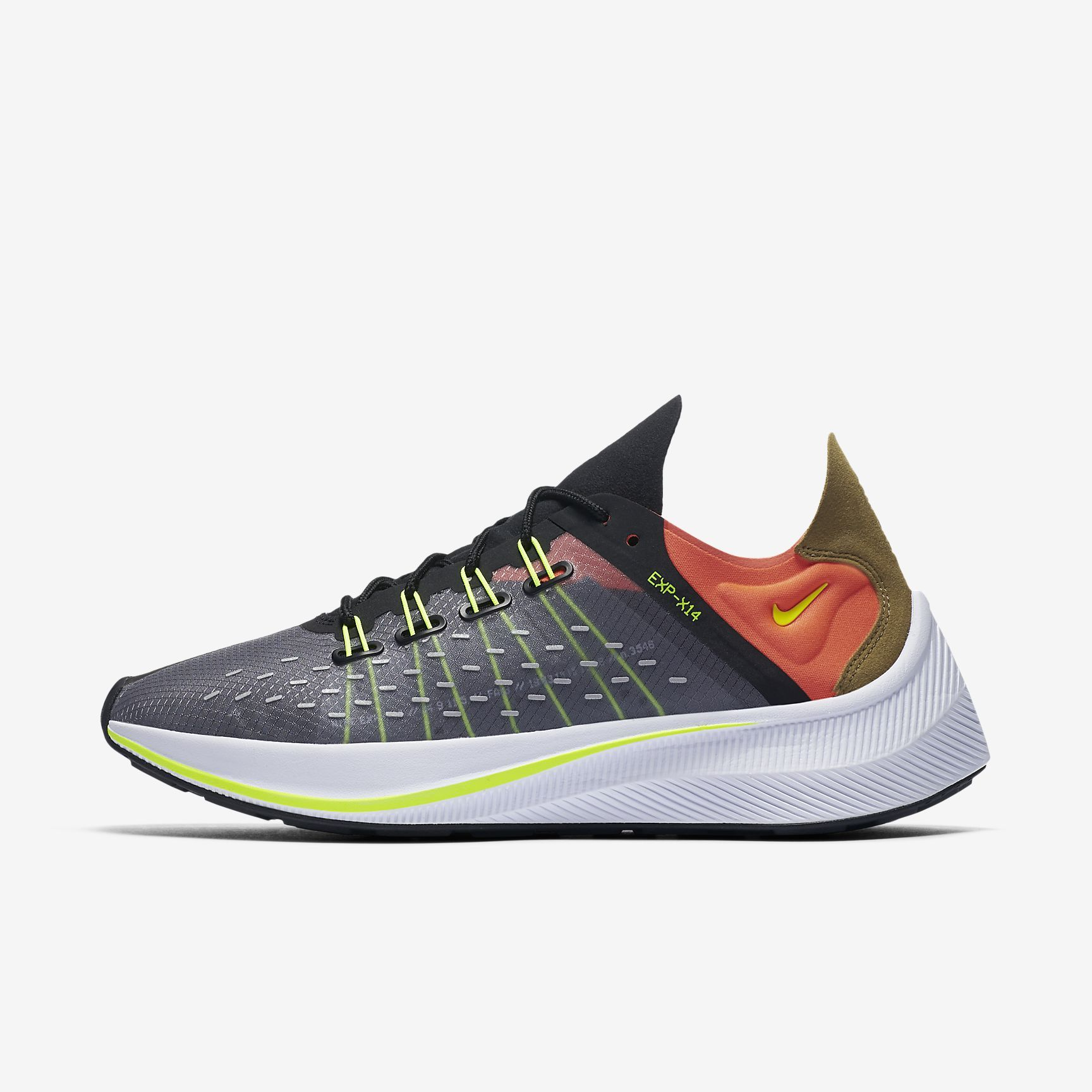 Nike Men S Shoe Exp X14 Most Comfortable Sneakers Shoes