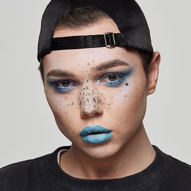 We're headed to our first ever #BeautyconNY on 5/20... and bringing @thomashalbert along with us  Come by the Milk Makeup photo studio for a #LiveYourLook portrait and a meet and greet with Thomas ✨