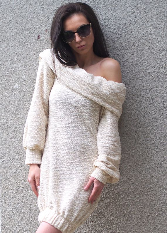 Hey, I found this really awesome Etsy listing at https://www.etsy.com/listing/474762962/maxi-knit-dress-tunic-extravagant-knit