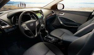 2017 Hyundai Santa Fe Sport Interior Hyundai Santa Fe Sport Santa Fe Sport Sport Suv