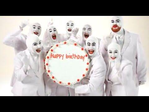 Happy Birthday Video Youtube Birthdays Pinterest Happy