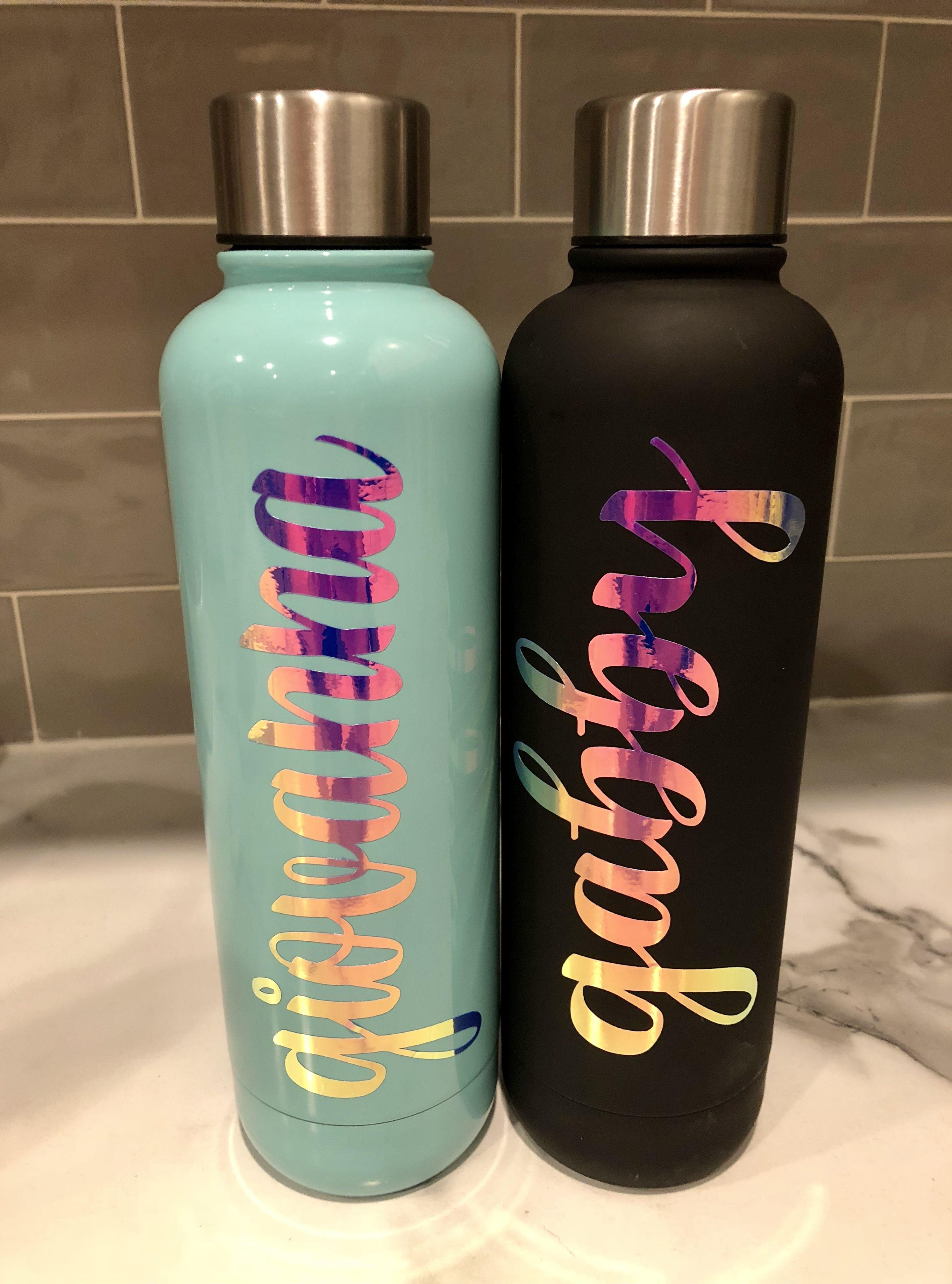 60 Creative Diy Personalized Water Bottle Ideas Diy Water Bottle