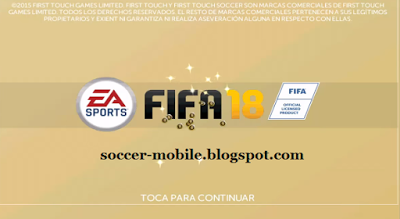 Download FTS 18 Mod FIFA 18 | New FTS 18 Update 2018 | FTS