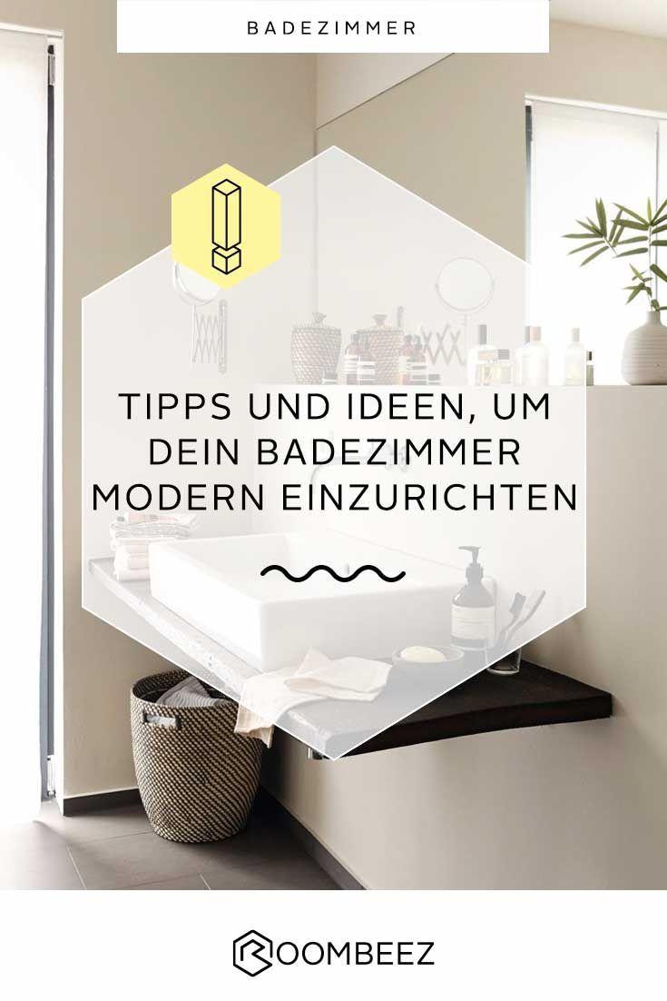 Moderne Badezimmer Gestalten Tipps Ideen Otto Modernes Badezimmer Badezimmer Gestalten Zimmer