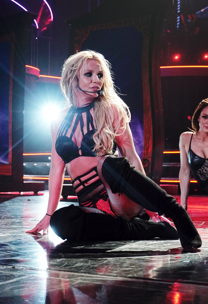 April 8th, 2017. Britney: Piece Of Me. "