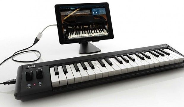 Korg Microkey Air | My Keyboard Lessons. Go Wireless and Bluetooth with the amazing new Korg keyboard.