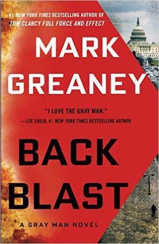 Review Of Back Blast Marks Novels Audio Books