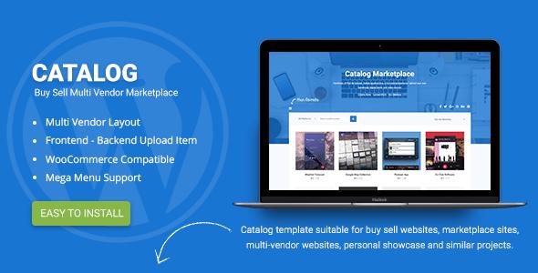 Download Catalog v2.0 - Buy Sell / Marketplace Responsive WordPress ...