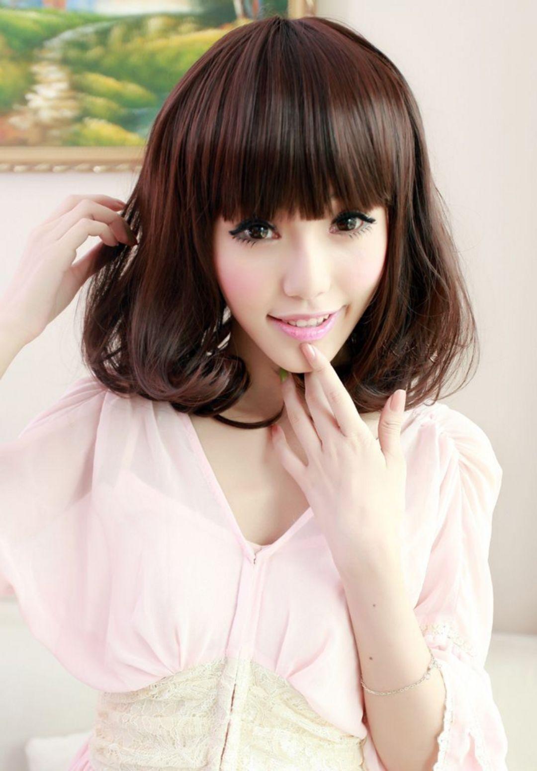 Pin by decoreeto on hairstyles inspiration pinterest korean