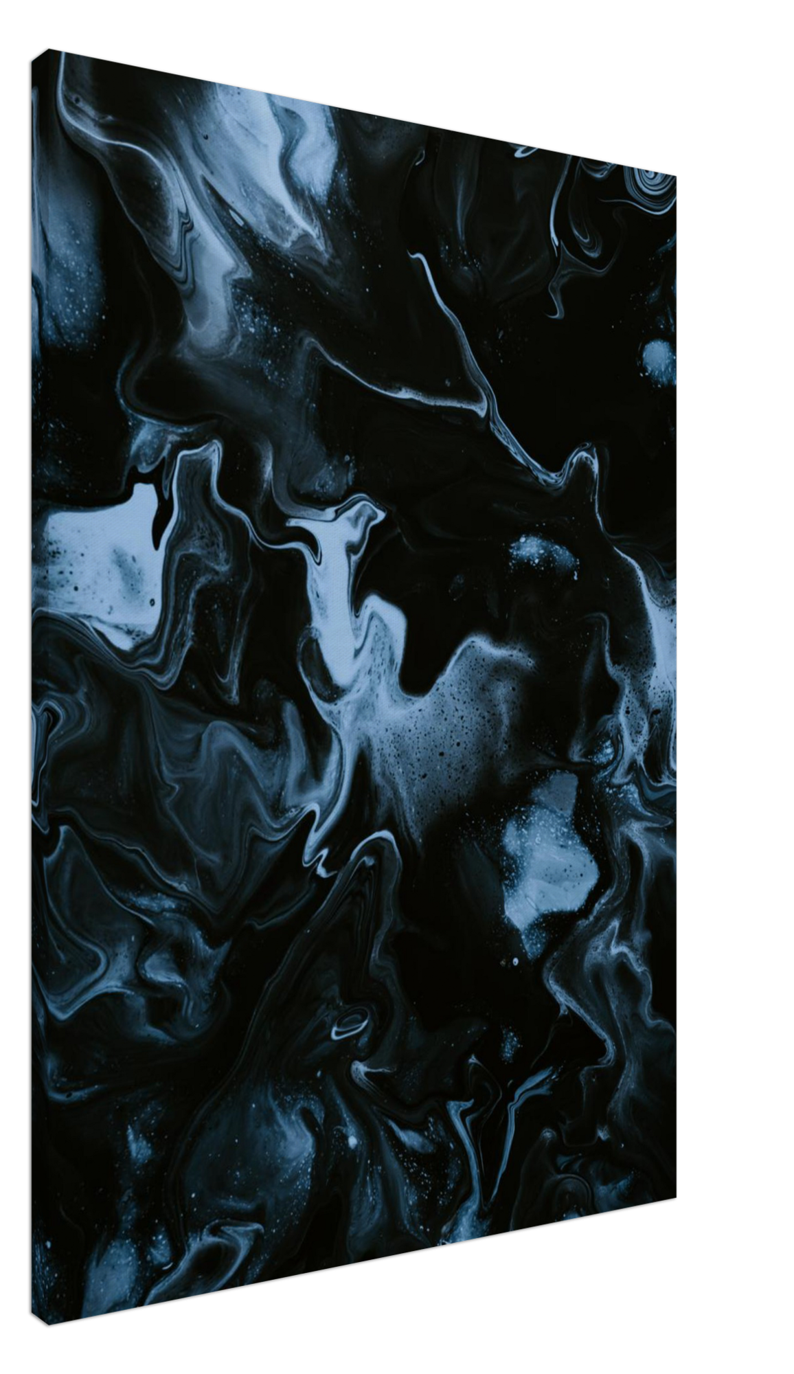 Abstract dark - S:30x45 cm/Stretched Canvas