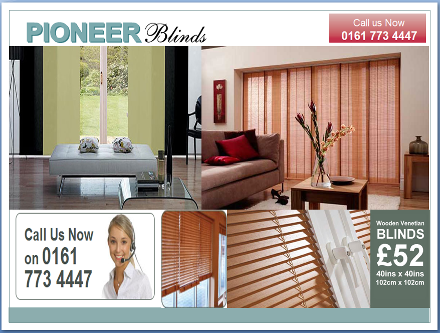 We At Pioneer Blinds Have Wide Range Of Window Blinds Ready To
