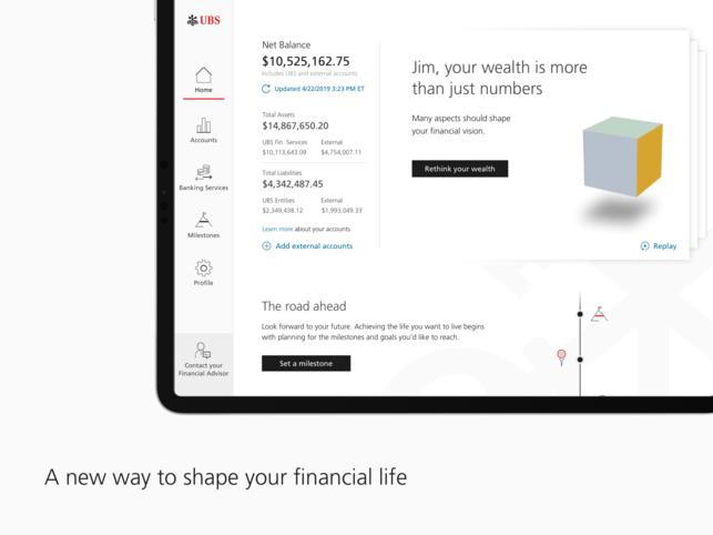Ubs Wealth Management App Google Search Wealth Management Rethought Finance