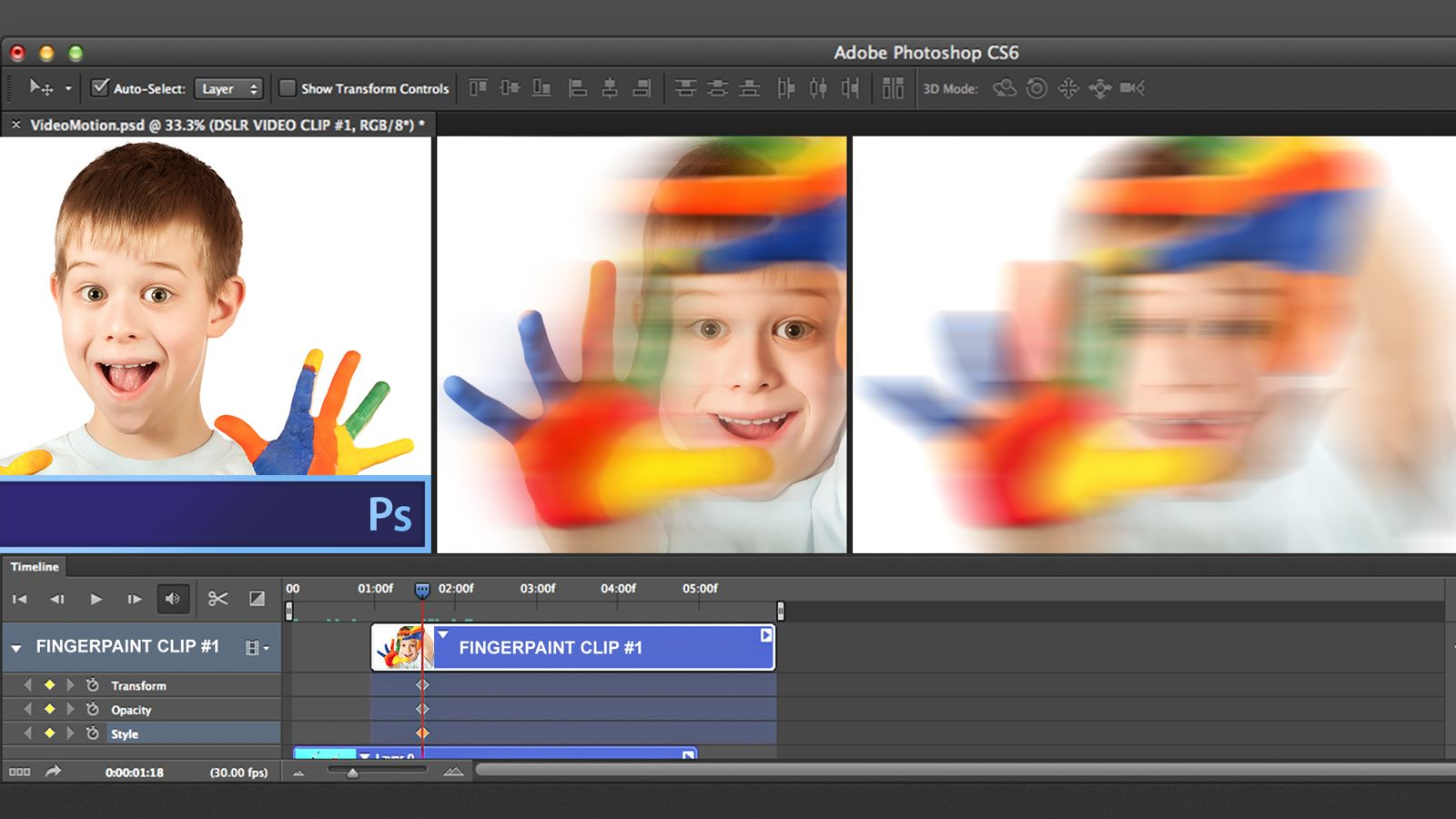 Photoshop Deep Dive: Video Editing & Animation with Lesa Snider   CreativeLive - Learn. Be Inspired.