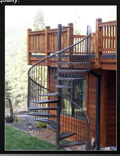 Best From 2Nd Level To Backyard Backyard Staircase Outdoor 400 x 300