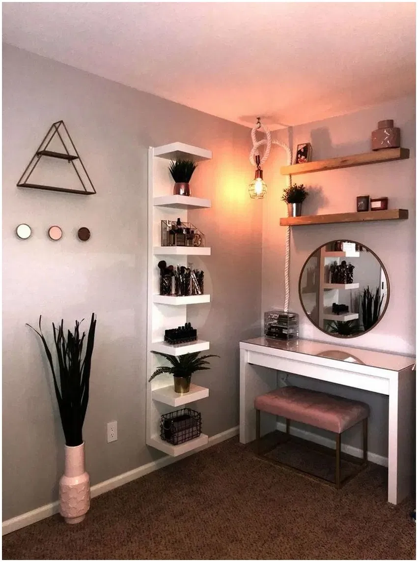 √ 43 of the best makeup vanities and cases for a stylish bedroom 22 – jilumpet.com