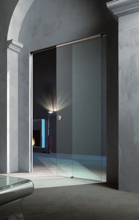 Pocket Sliding Door Essential Dual By Scrigno Interiors Minimal
