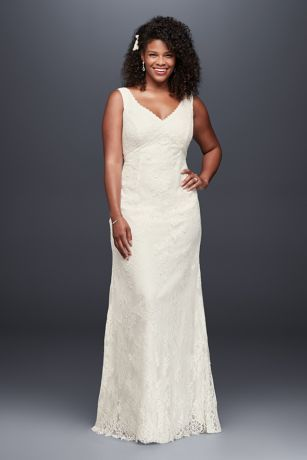 Whats Not To Love About This Floral Lace Wedding Dress The