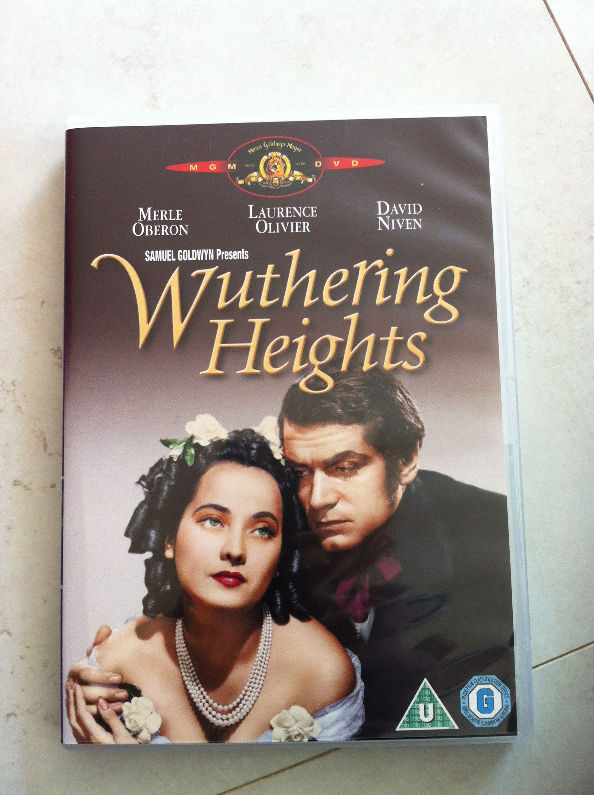 1939 Wuthering Heights Zusjes, Film