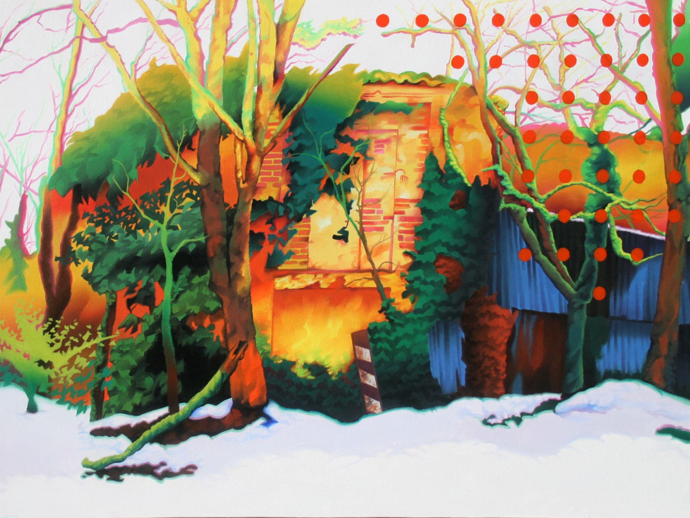 19december_2013_oil on canvas_60x80cm