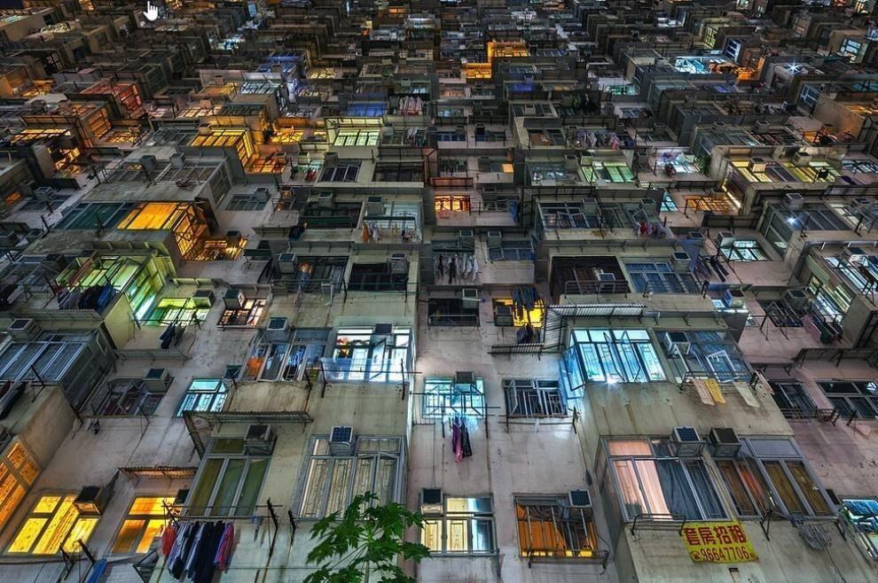 #HongKong foto non si sa di chi, peccato!