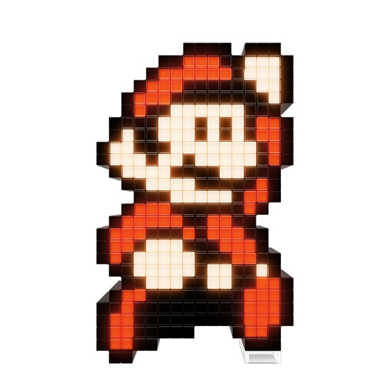 Light Up Your World With Pixel Pals Collectible Pixel Art Renditions Of Your Favorite Iconic Characters We Want You To Sho Pixel Art Pixel Favorite Character