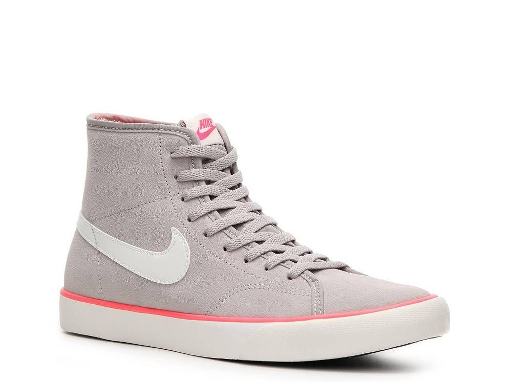 166b246e43 Nike Primo Court Mid-Top Sneaker - Womens