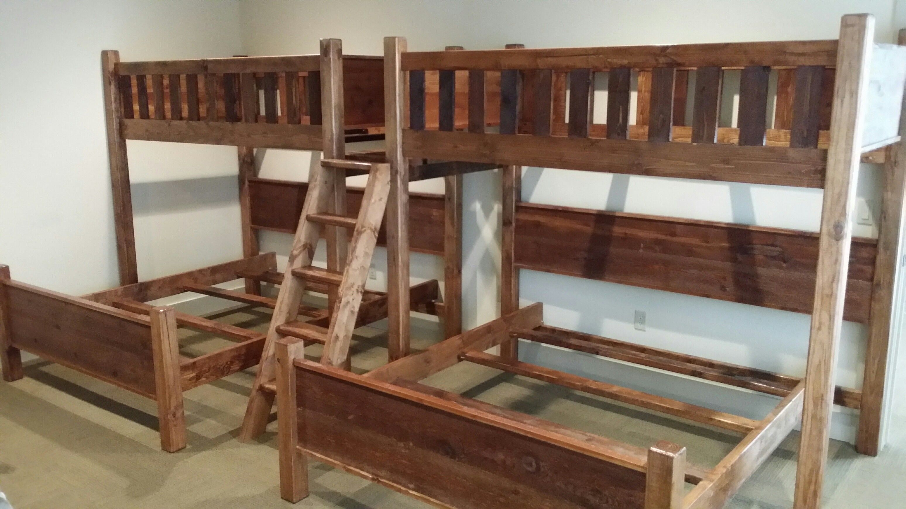 HandMade Bunk Beds and Other Furniture Perpendicular