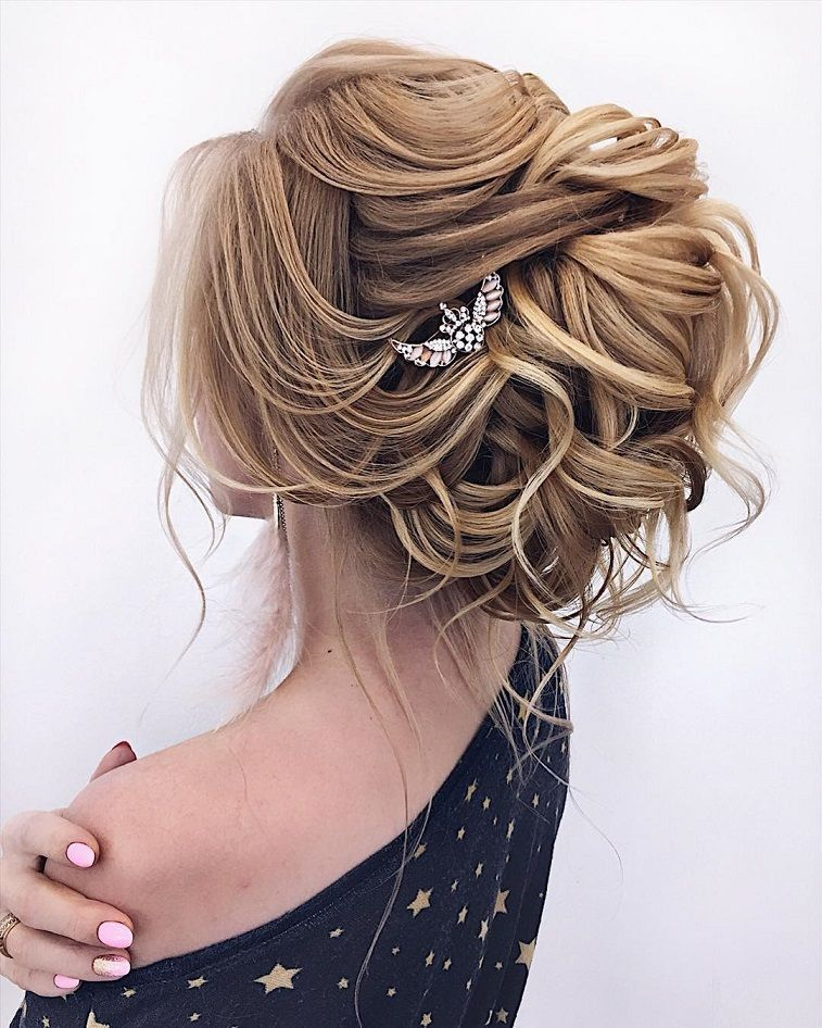 Elegant Updo Wedding Hairstyles Spring 2015: 100 Gorgeous Wedding Hair From Ceremony To Reception