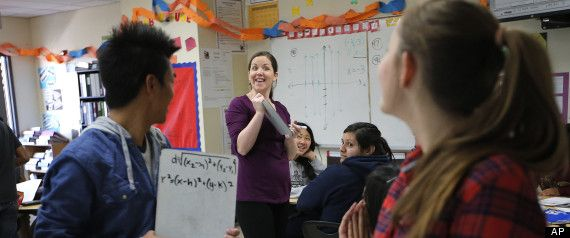 'Flipped Learning' Classroom Model Embraced By Teachers In Schools Nationwide   Huff Post Education