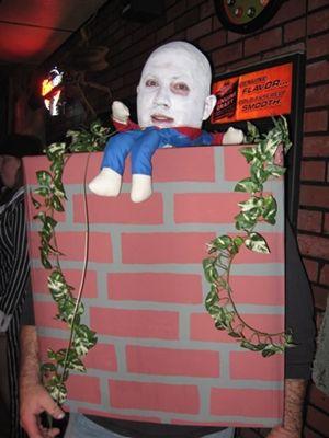 Bald Guy Halloween Costume Ideas