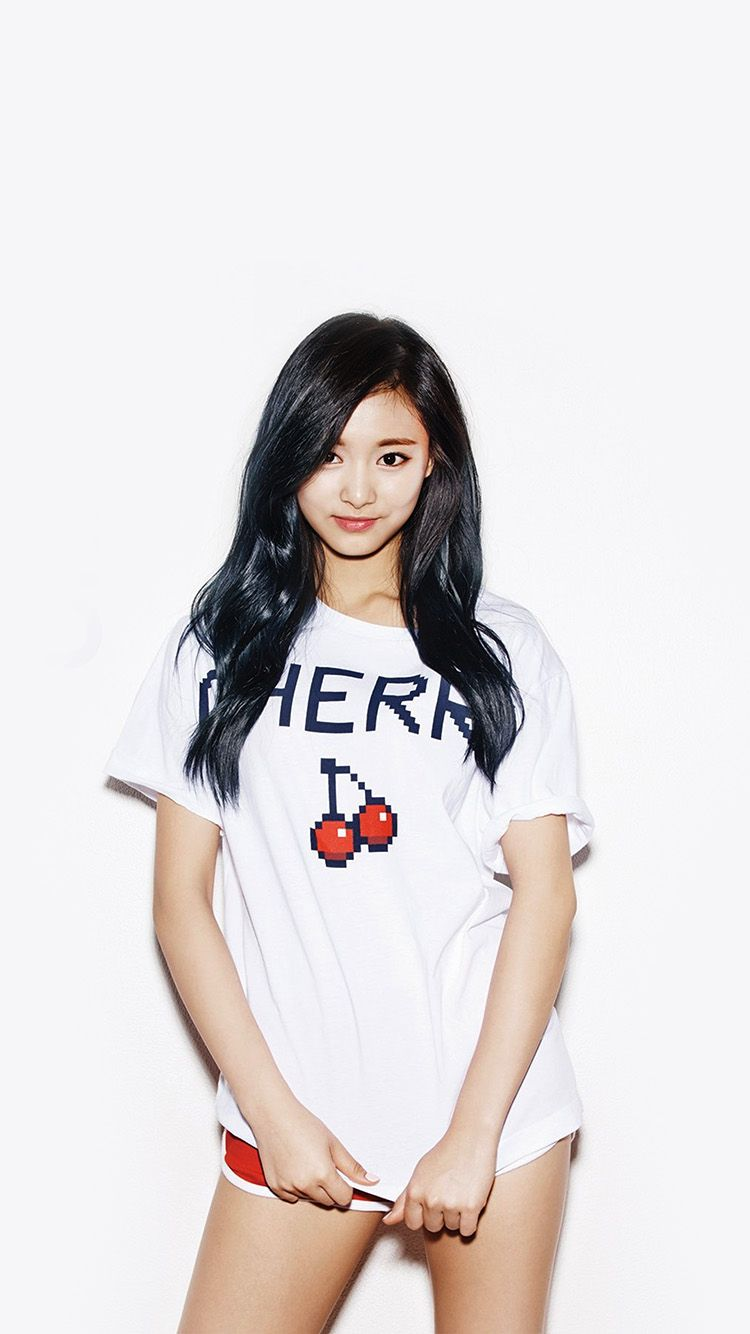 kpop tzuyu oh boy cute asian twice wallpaper hd iphone | goal