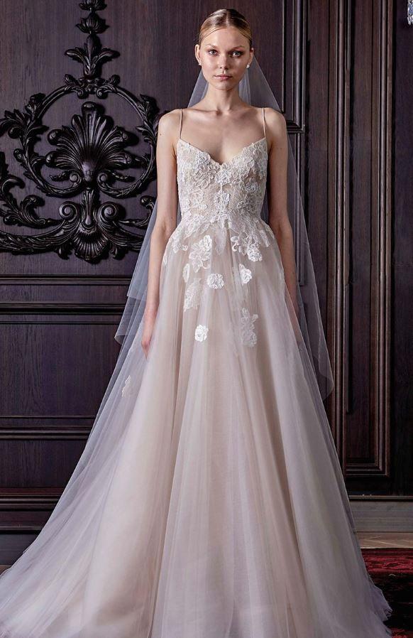 Monique Lhuillier Severine Wedding Dress