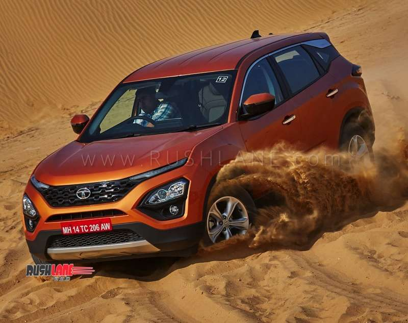 Tata Harrier Review Test Drive Is It Better Suv Than Mahindra